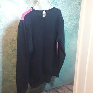Vintage Sweaters - Vintage 1960s Mr Mort beaded sweater size Large